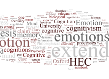 'Extended Emotion', in Philosophical Psychology, by Adam Carter, Emma Gordon and Orestis Palermos