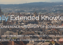 Socially Extended Knowledge – 2nd International Conference